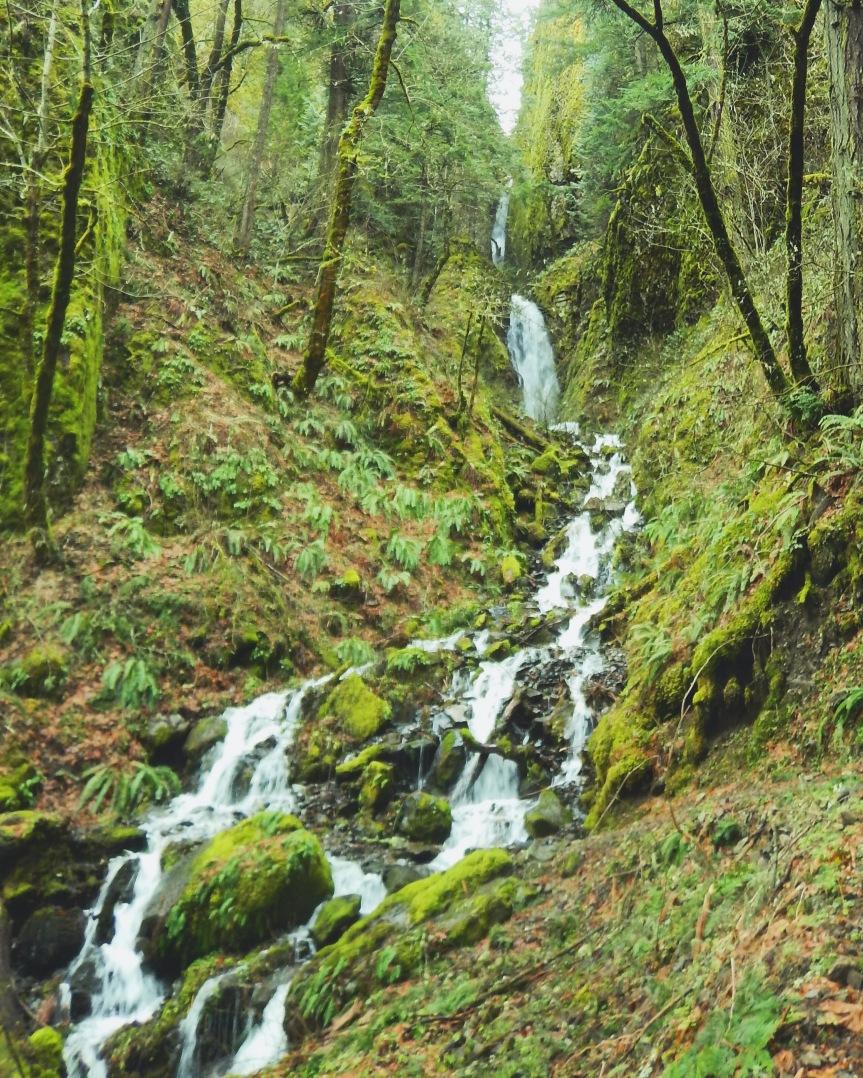 Herman Creek to ThreeSpires