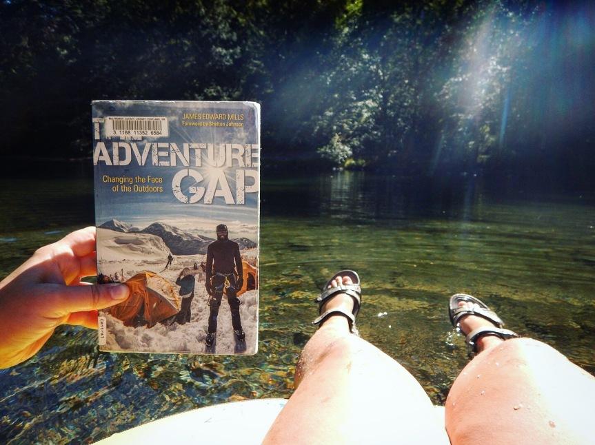 The Adventure Gap – James EdwardMills