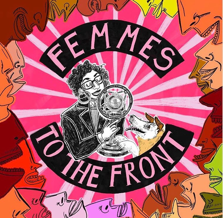 Femmes to the Front!