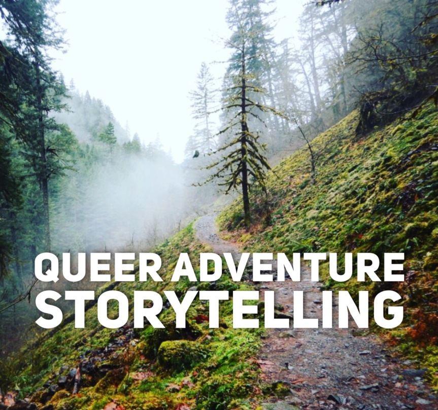 Queer Adventure Storytelling – a newevent!
