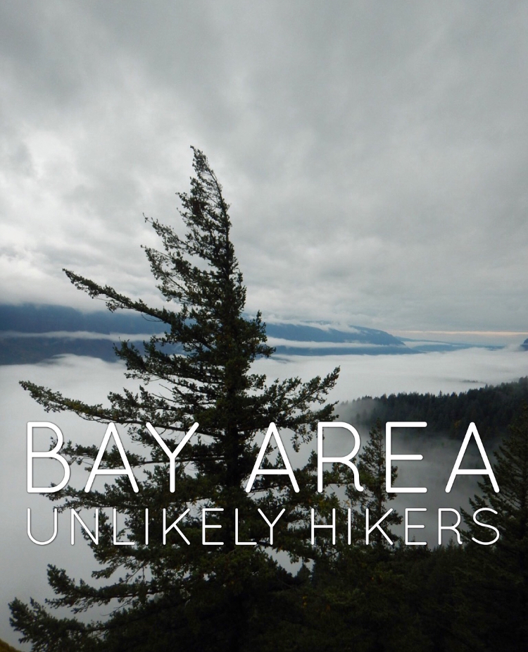Unlikely Hikers: Bay Area group hike!