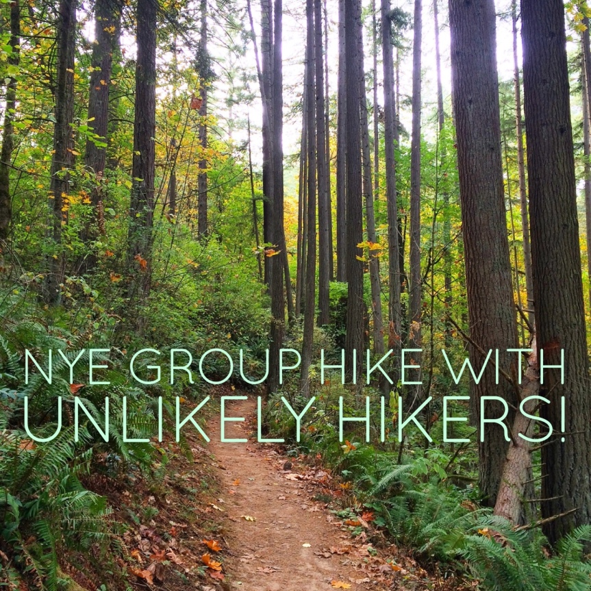 NYE Group Hike withUH!