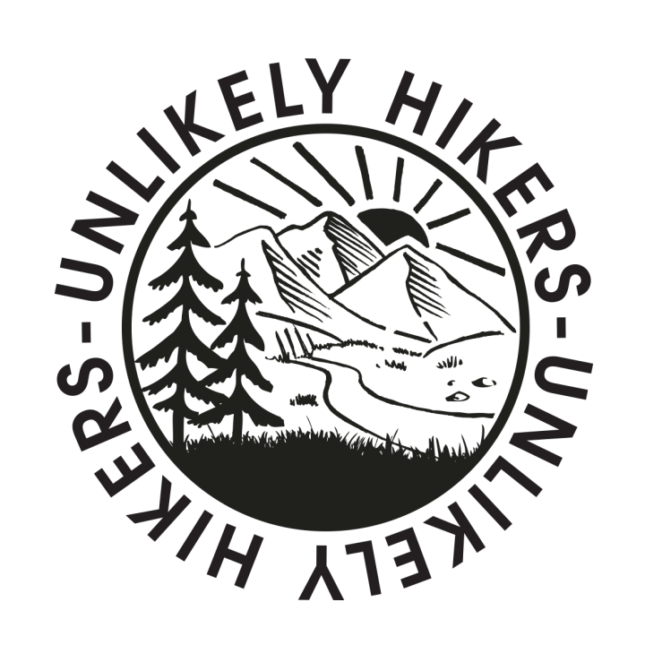 unlikely hikers logo-no strapline-single colour