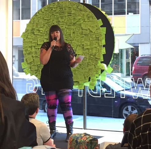 May - speaking at REI's Force of Nature event in Portland. (I hadn't yet partnered with them)