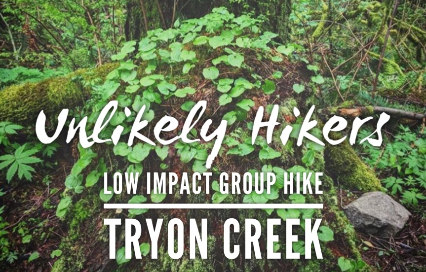 Low impact group hike: TryonCreek
