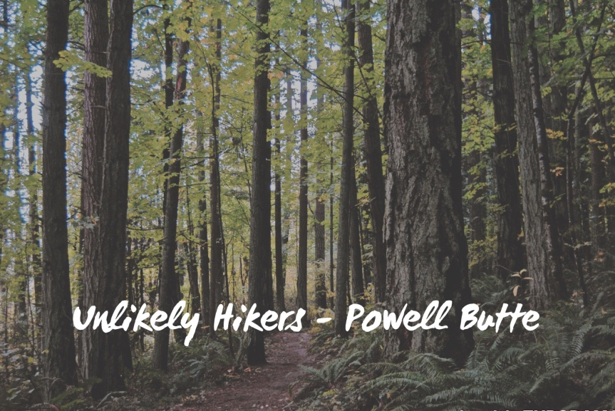 Group Hike – General – Powell Butte