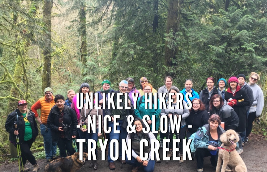 Group Hike – Nice & Slow – Tryon Creek